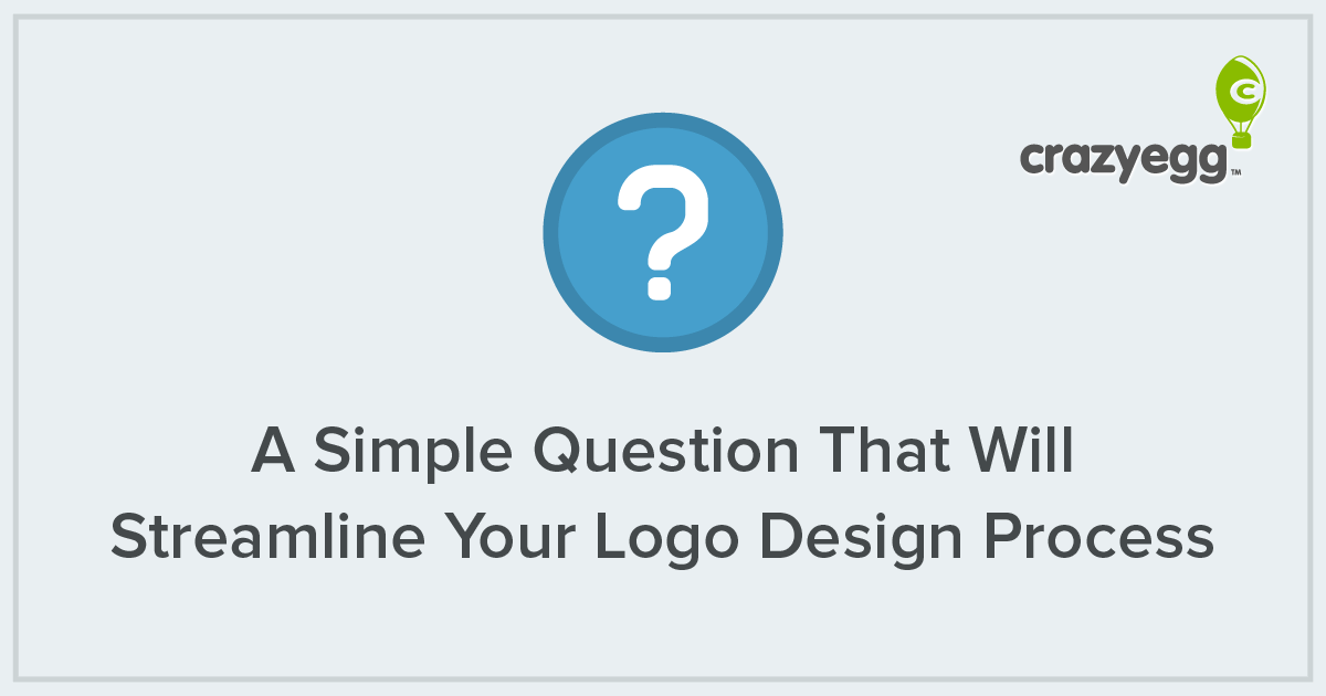 streamline your logo design process a simple question to ask