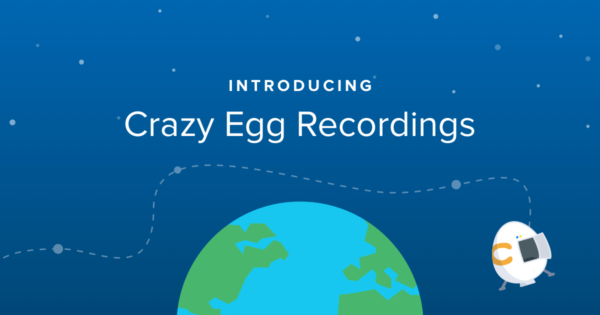 Crazy Egg Recordings