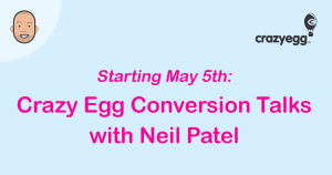 conversion talks with Neil Patel