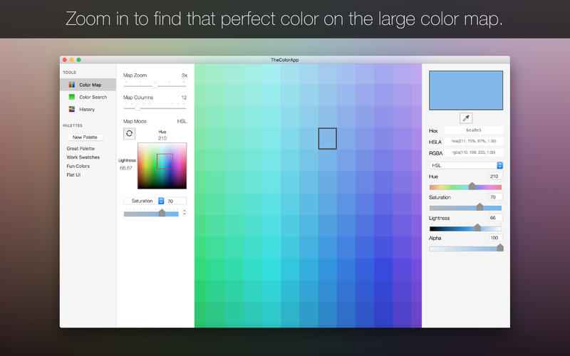The Color App