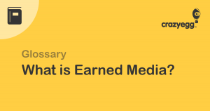 what is earned media