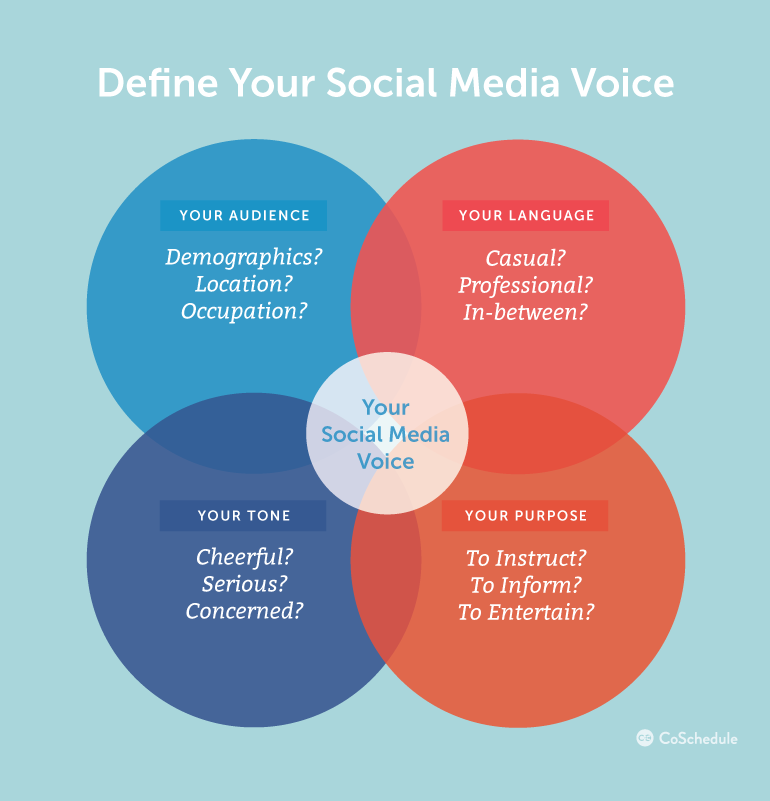 Define Your Social Media Voice The Daily Egg