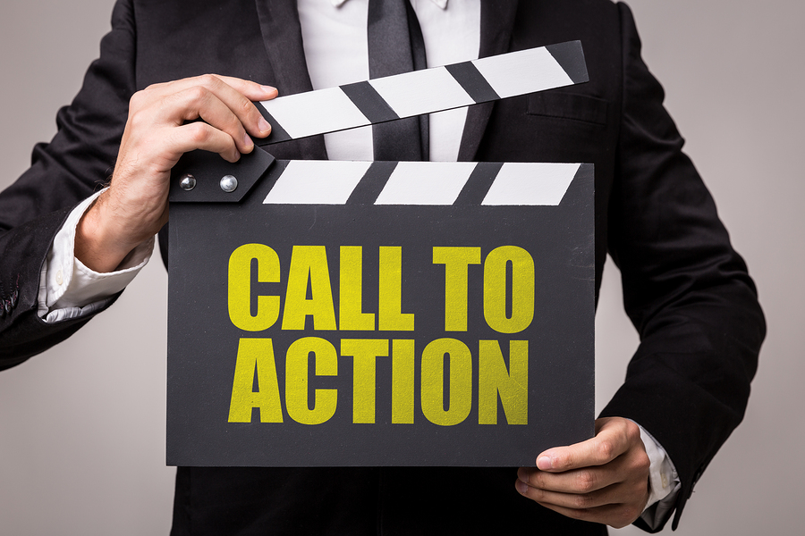 best call to action