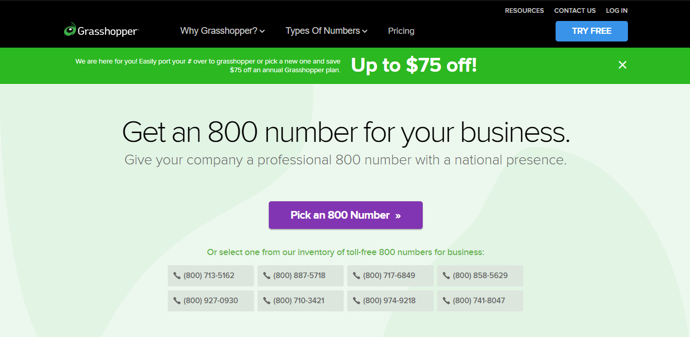 How to Get a Toll-Free 800 Phone Number