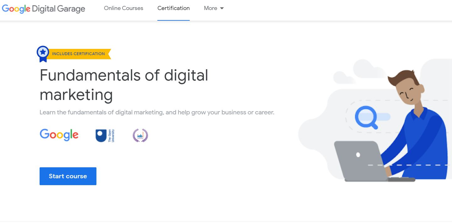 Best Digital Marketing Courses Compared