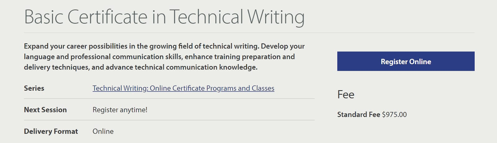 Best Technical Writing Courses Compared