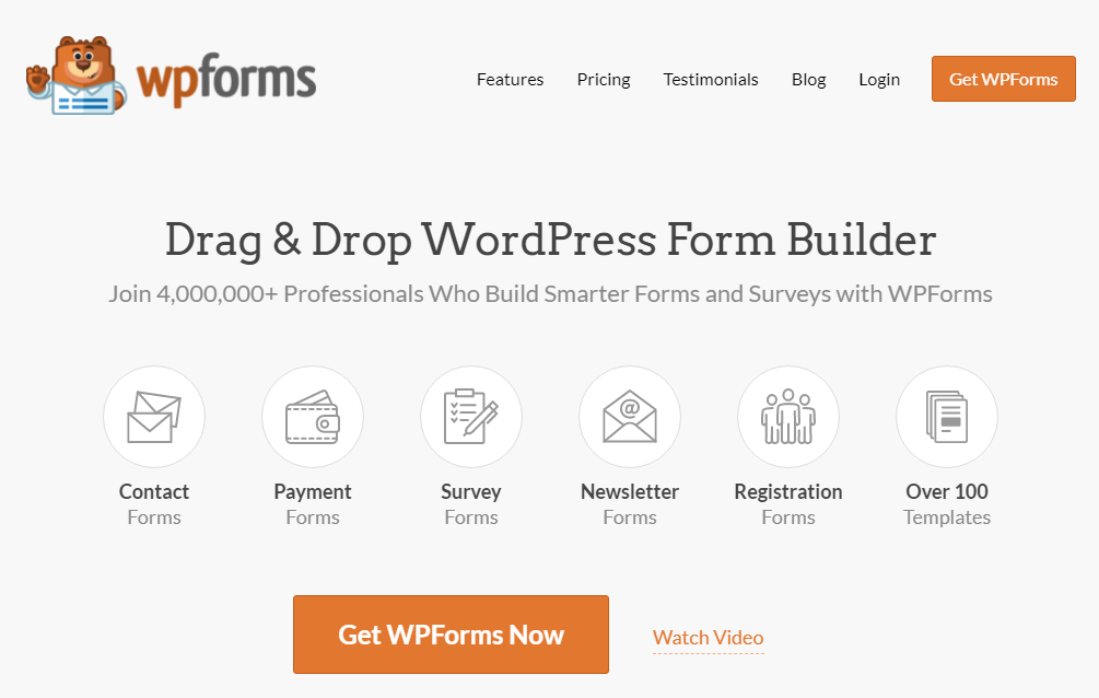 Best Form Plugin for WordPress Compared