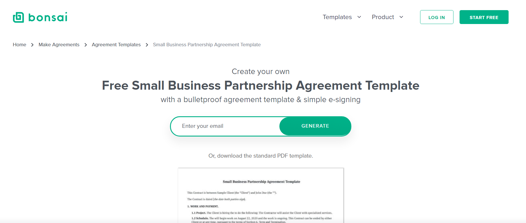 The Complete Guide to Business Partnership Agreements