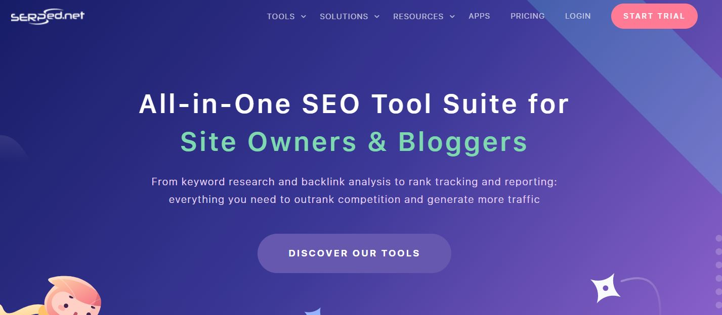 Serped.net SEO Tools Review