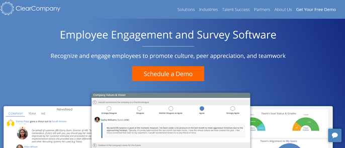 Best Employee Engagement Software Compared