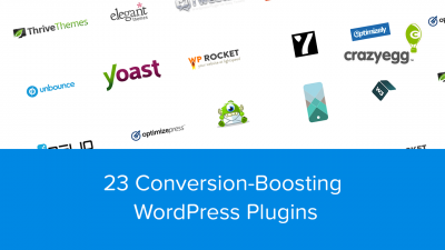 23 Wordpress Conversion Boosting Plugins