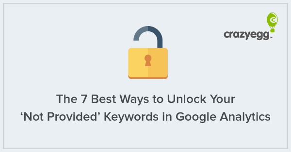 7 best ways to unlock your not provided keywords
