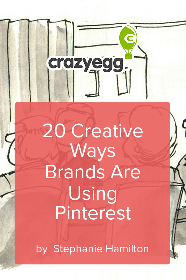 20 Creative Ways Brands Are Using Pinterest