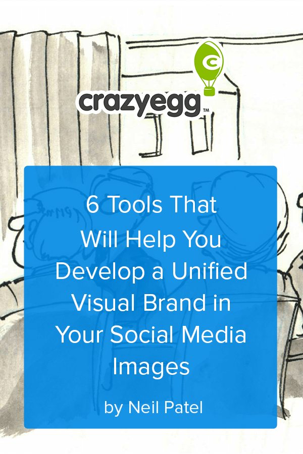 6 Tools that will help you develop a unified brand in your social media images
