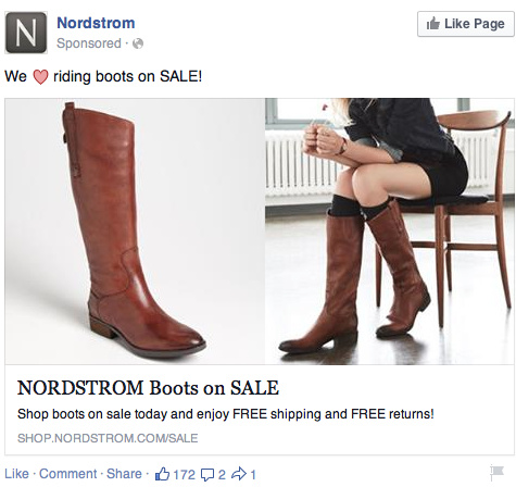 Nordstrom Ad
