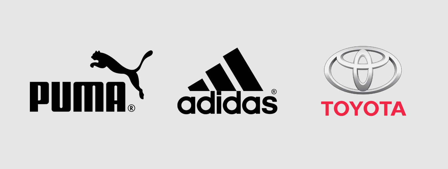 Examples of abstract logos