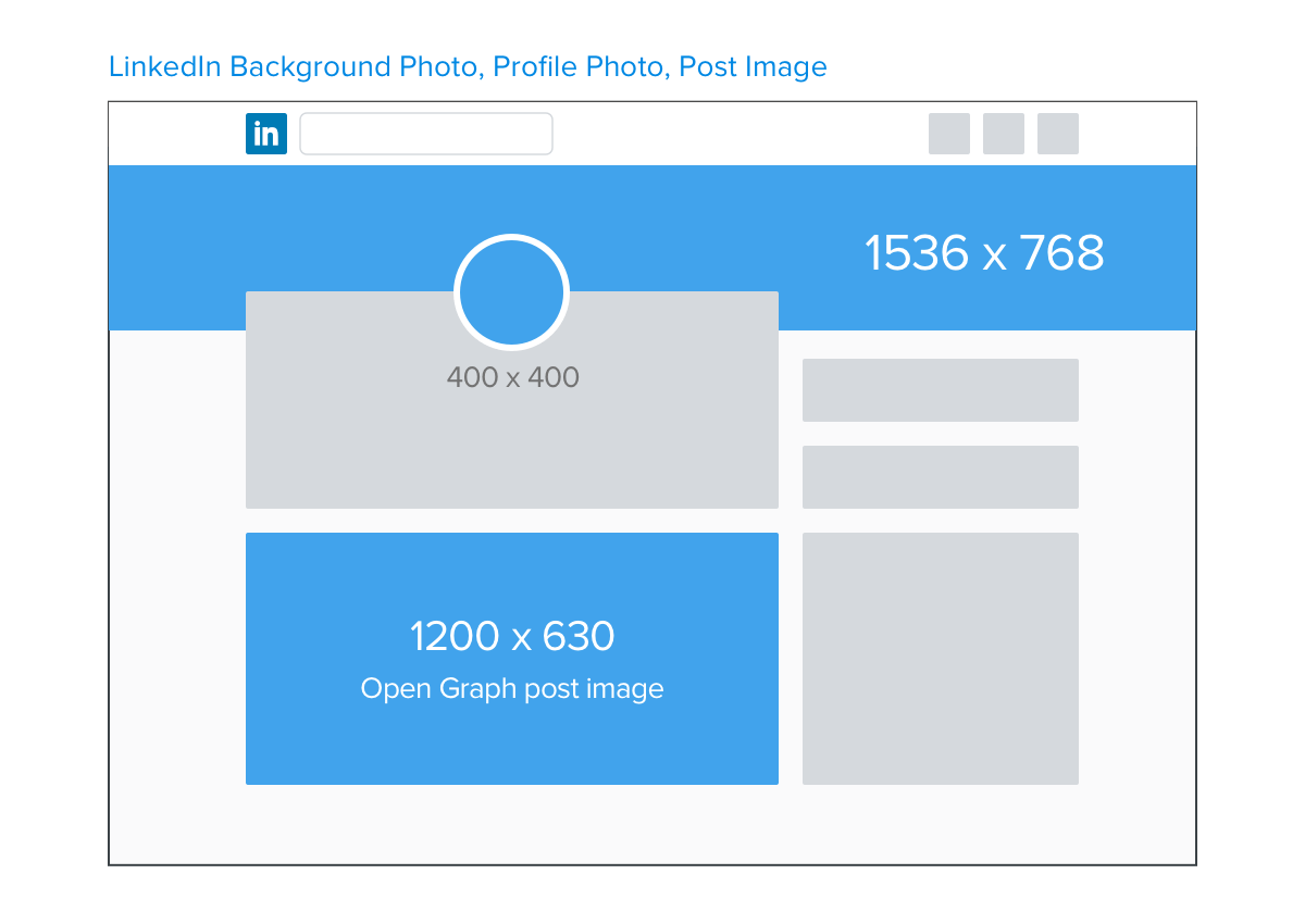 Background picture linkedin size for Photo templates from stopdesign image info